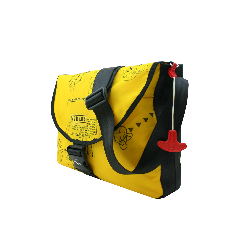 Runway Messenger Bag