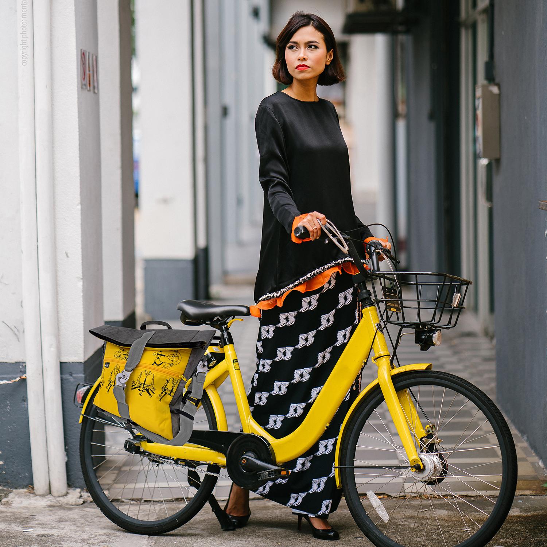 Bike Cruise Bag BC - Fahrradtasche