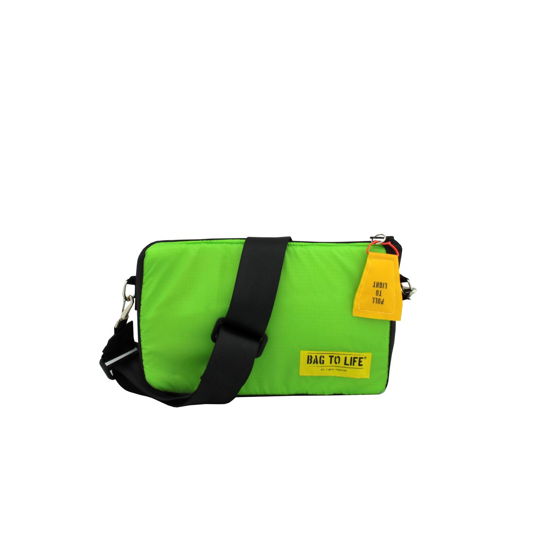 Follow Me Bag grün