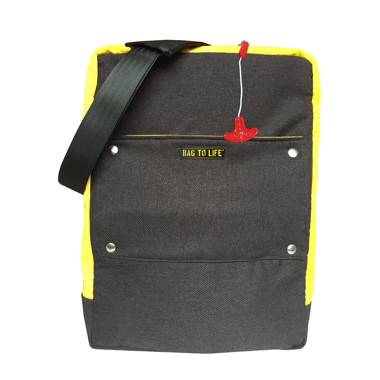 Aviator Messengerbag - Laptoptasche