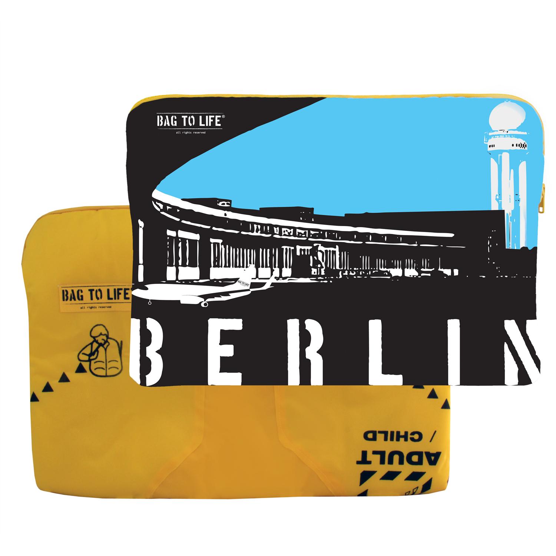 Laptop Sleeve Berlin - Laptophülle