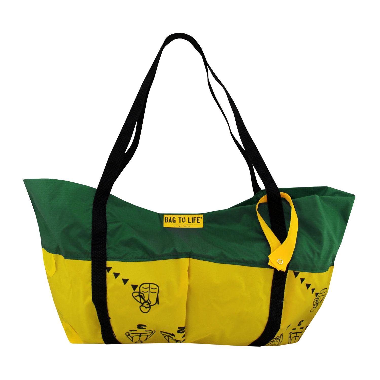 Airlie Beach Bag grün