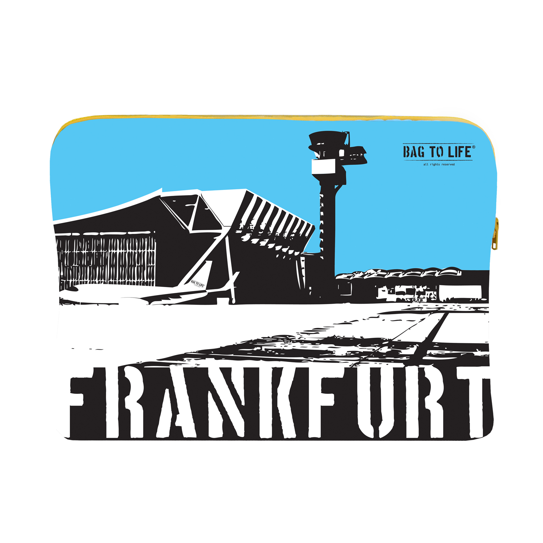Laptop Sleeve Frankfurt