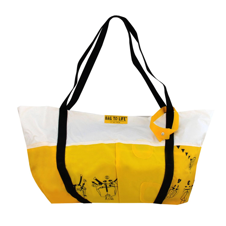 Airlie Beach Bag weiß
