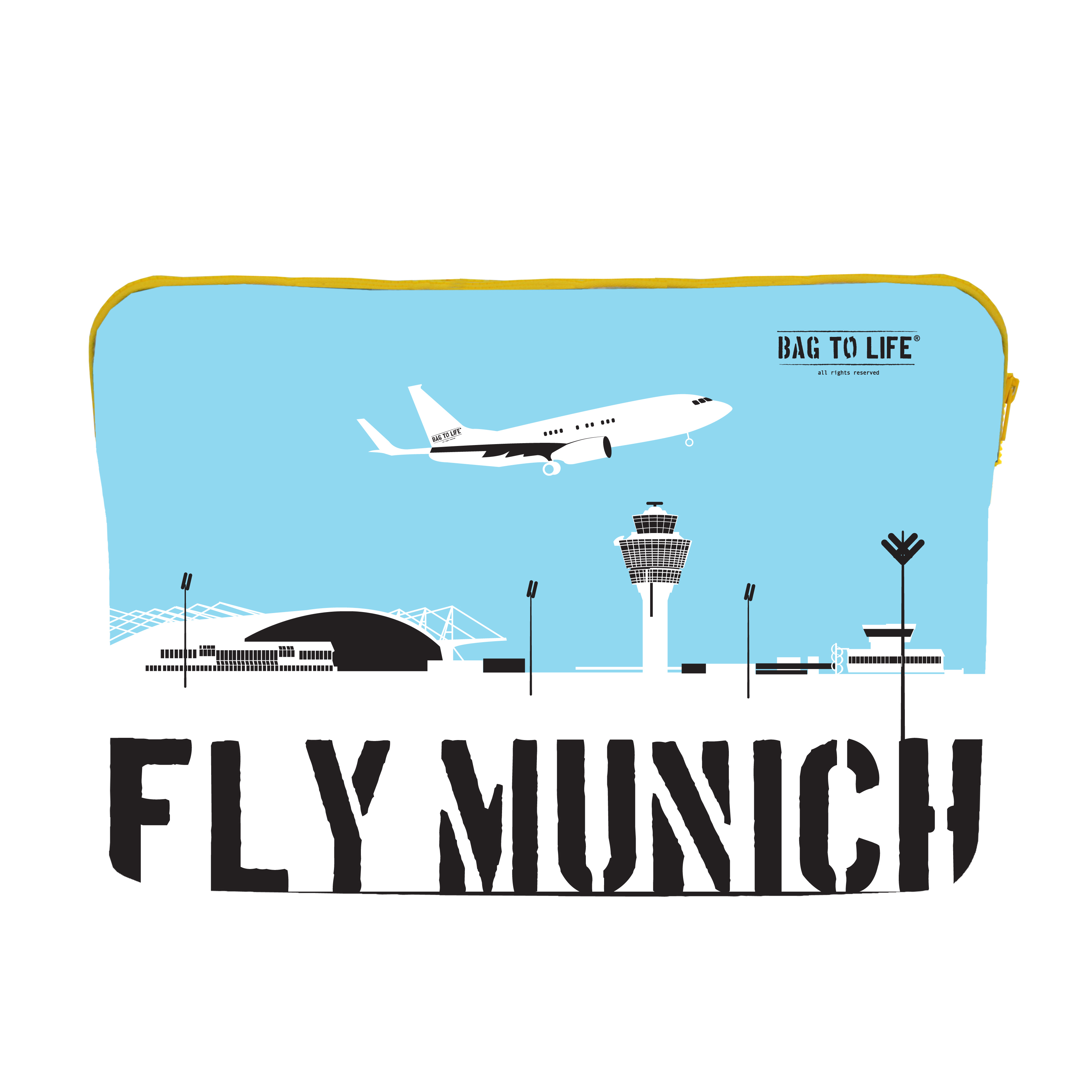 Laptop Sleeve München