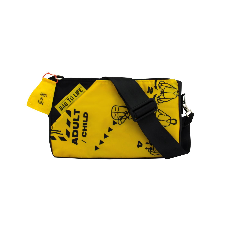 Follow Me Bag schwarz - Umhängetasche