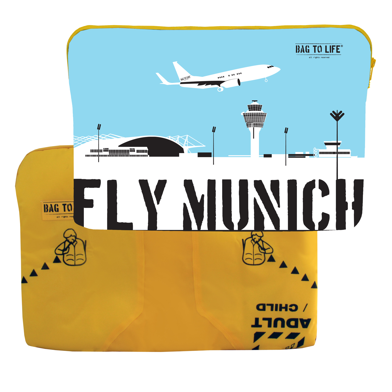 Laptop Sleeve München - Laptophülle