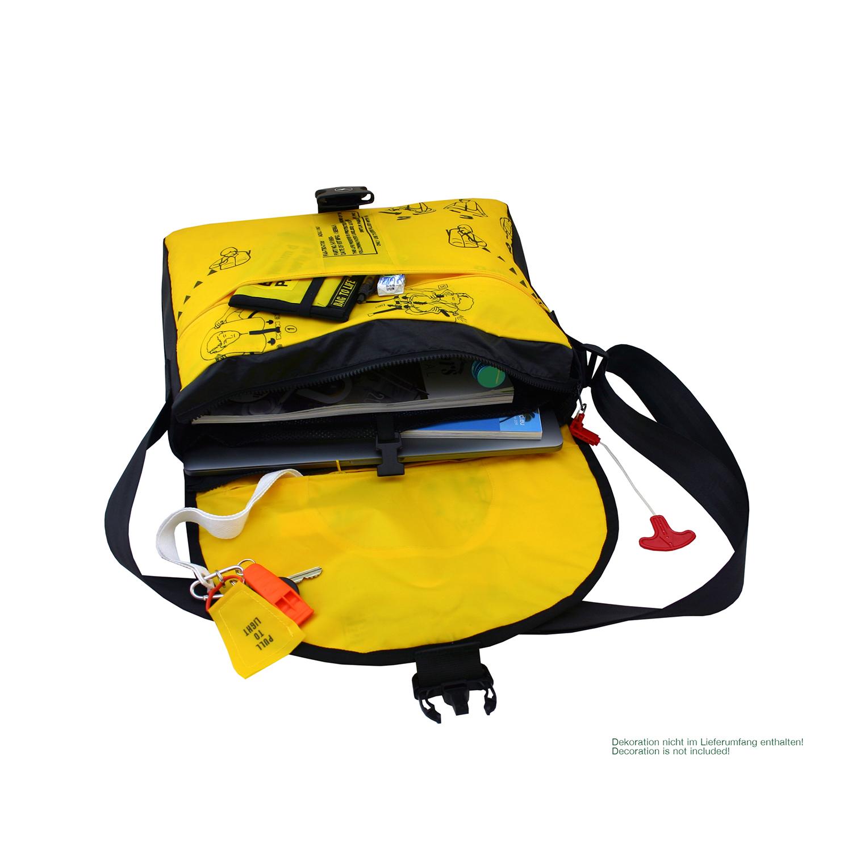 Runway Messenger Bag - Laptoptasche