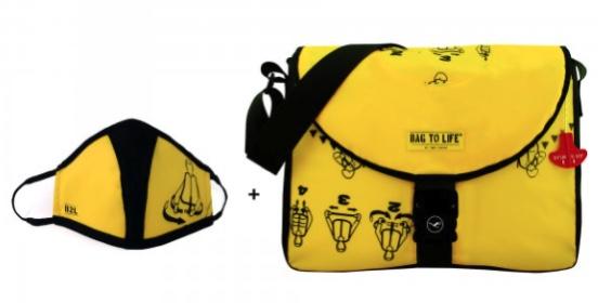 Benefit Bundle mit Runway Bag - Laptoptaschen Set