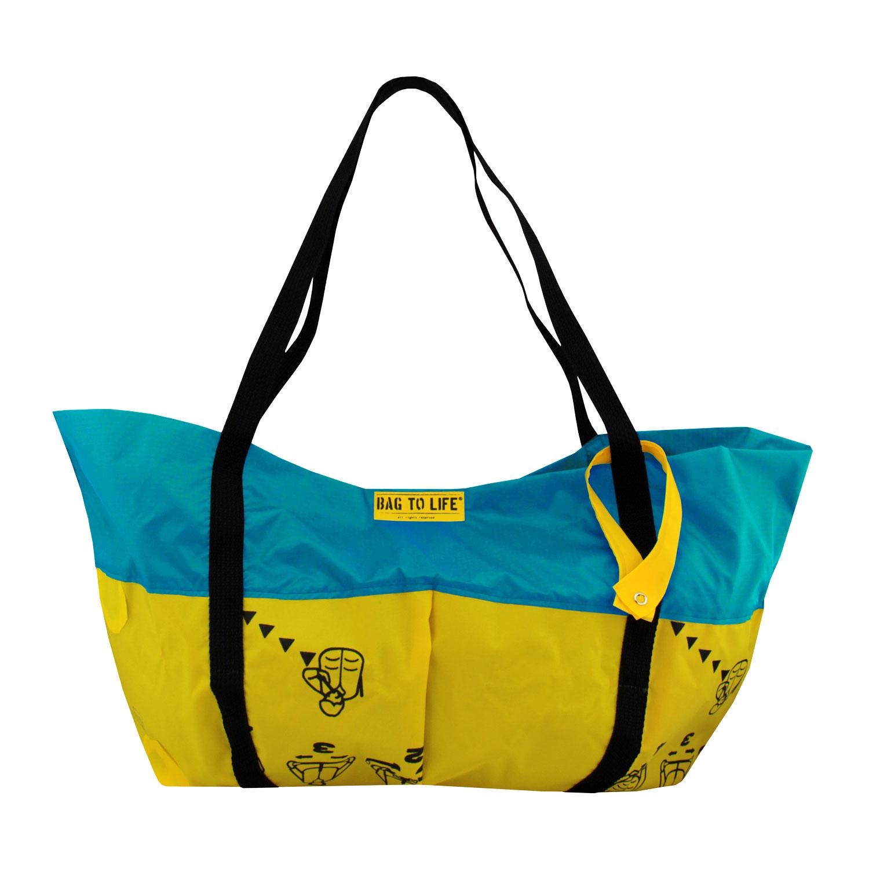 Airlie Beach Bag cyan