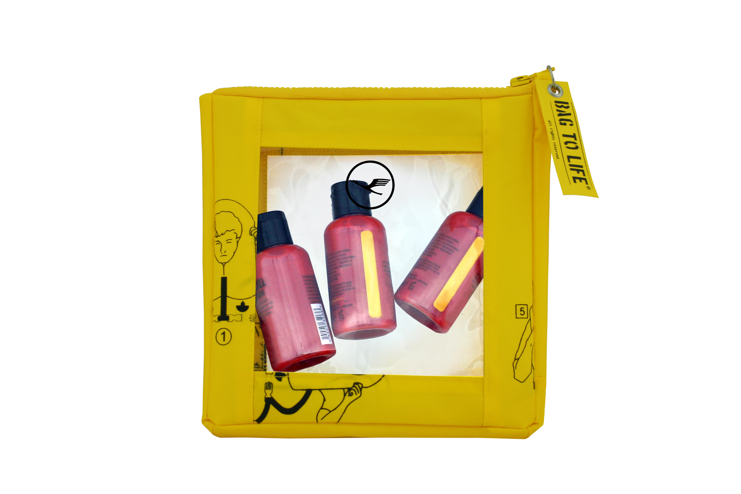 Carry on Cosmetics Liquidbag