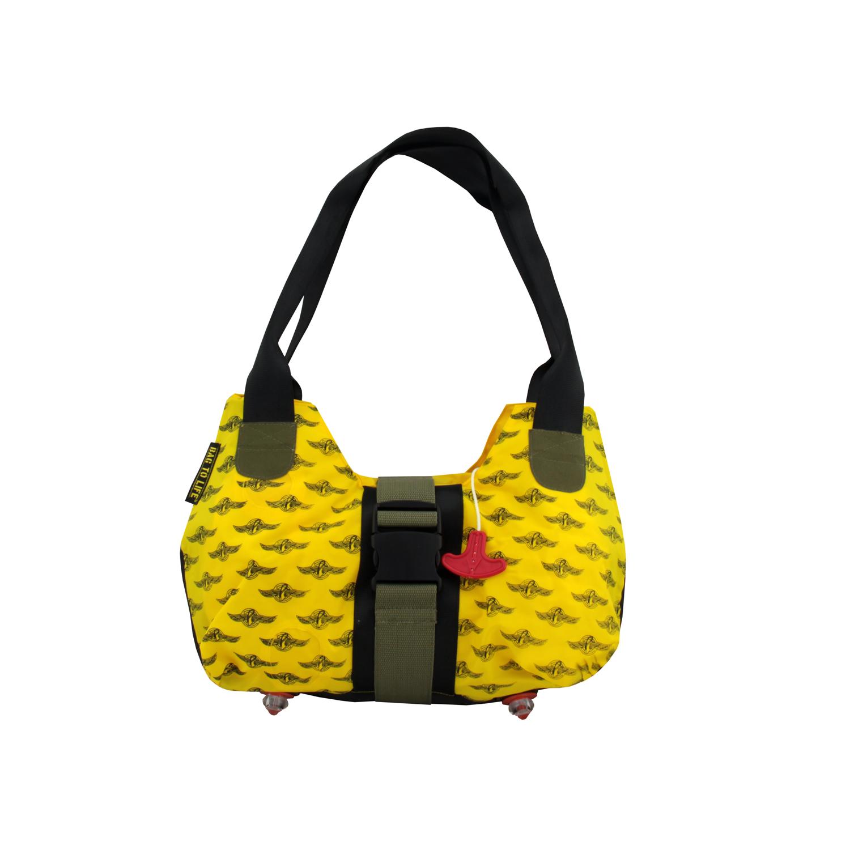 Upgrade Ladies Bag olive grün - Handtasche