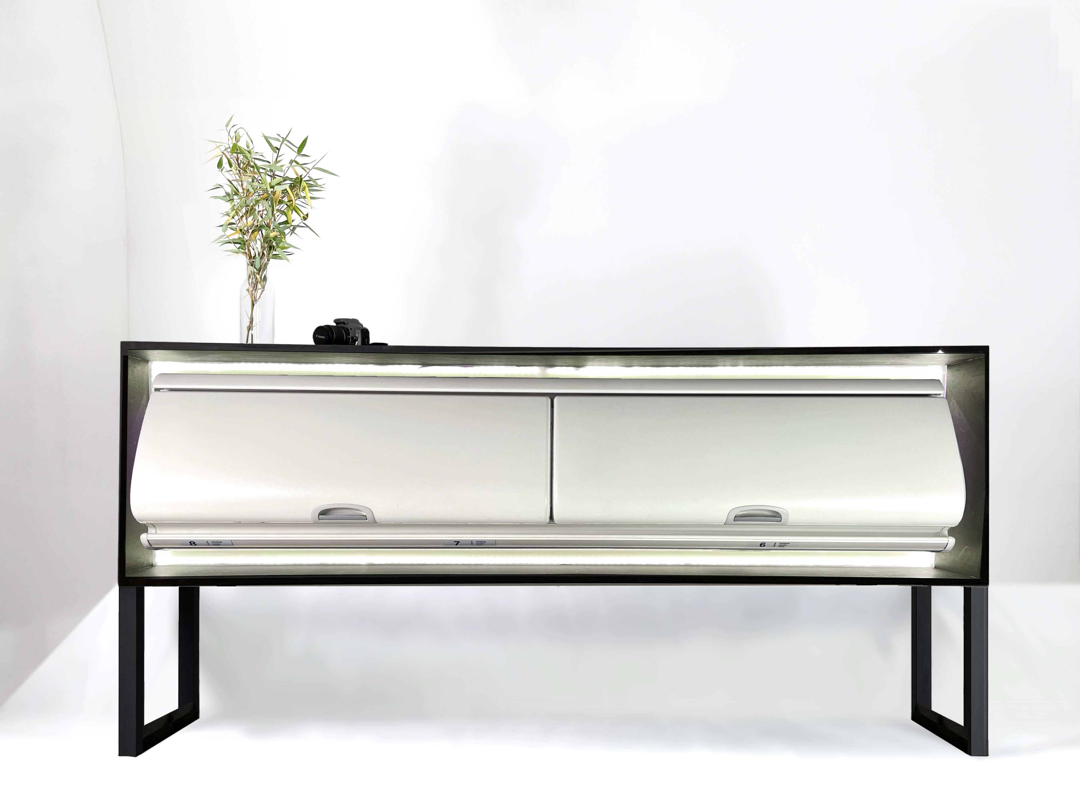 Out of the Box Sideboard, 40 cm Kufenhöhe